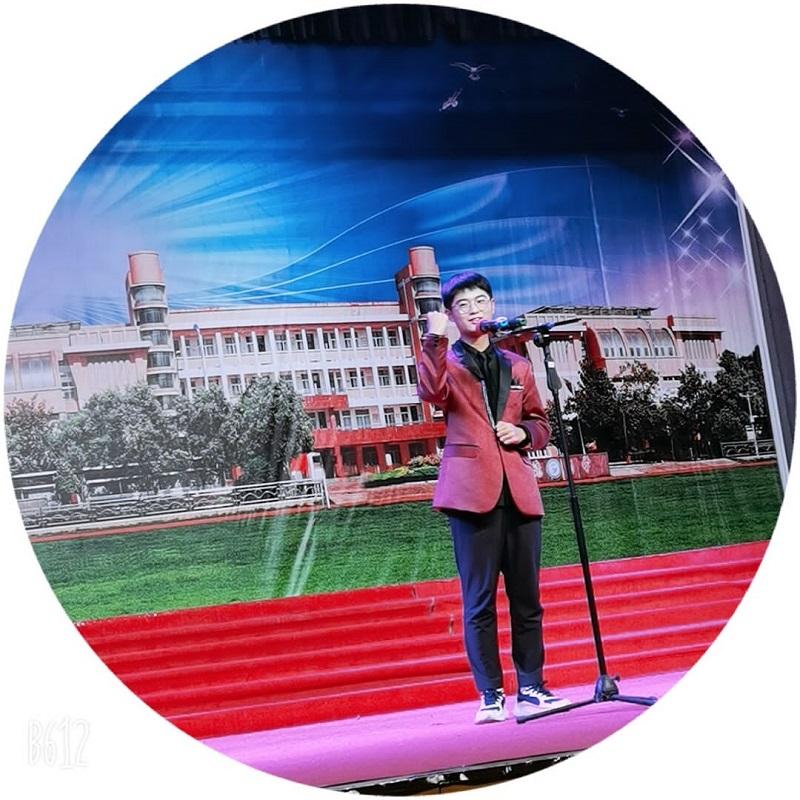 """贛榆高中隆重舉行2020年""""我愛你,中國"""" 國慶主題演講比賽"""